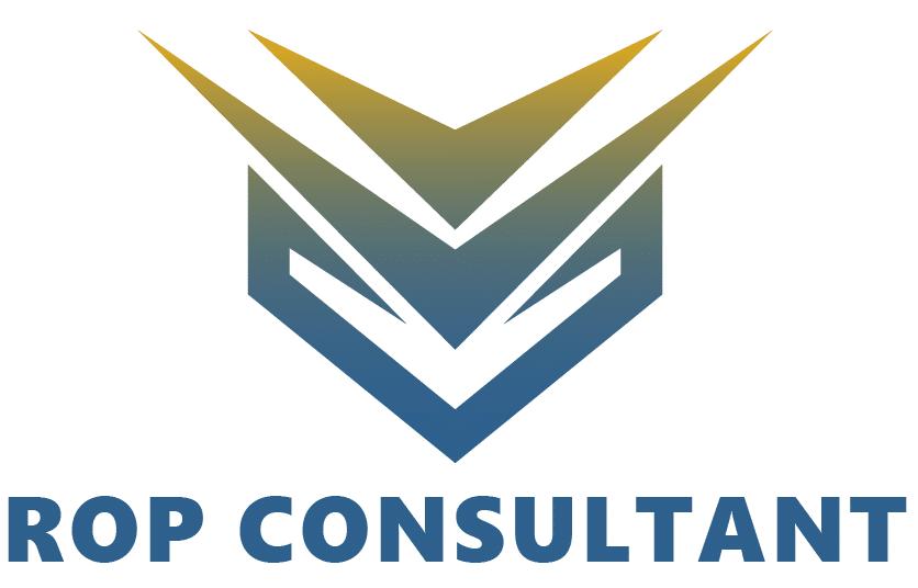 Logo de la société ROP Consultant